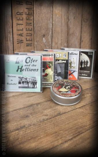 Set CD / Schmiere - Lou Cifer Collectors Pack