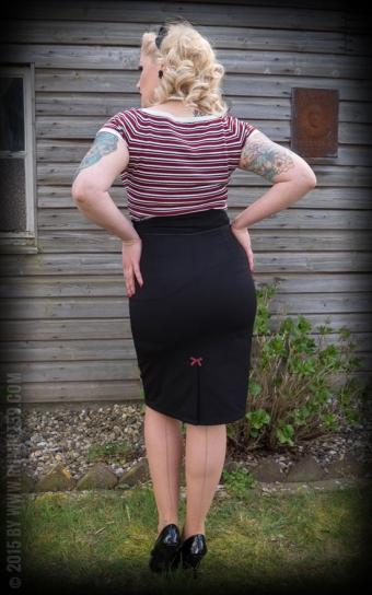 Perfect Pencil Skirt - schwarz