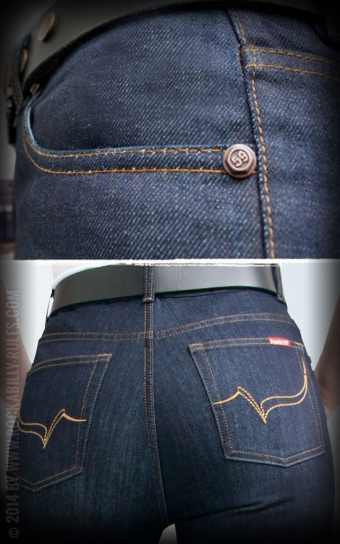 Jeans Marilyns Curves - Slim Fit