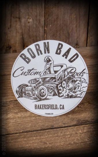 Sticker Born Bad