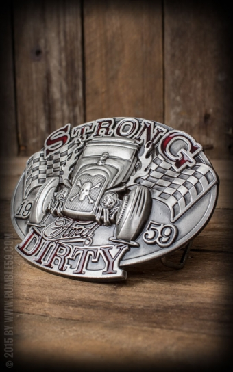Buckle Strong and Dirty