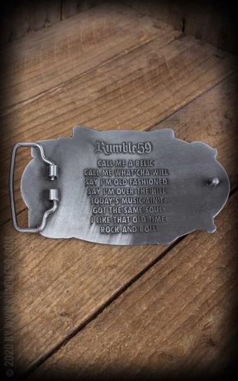 Buckle Old Time RocknRoll