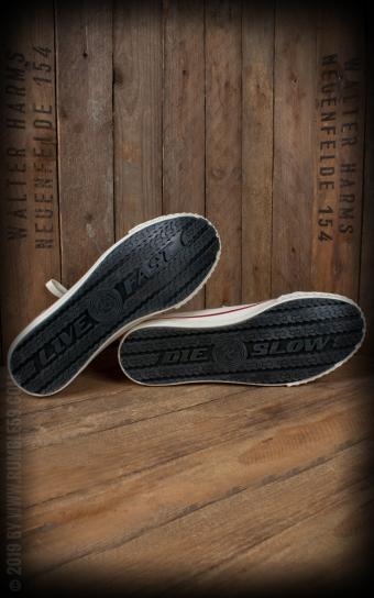 Burnout-Sneaker - noir