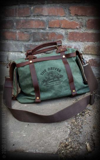 Duffle Bag The Driver