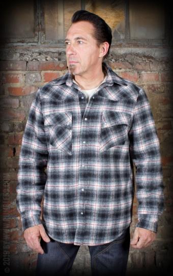 Winter Shadow Plaid Shirt | Chemise en flanelle - Idaho