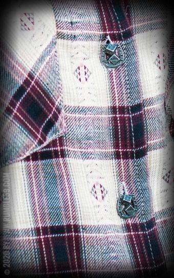 Checked Shirt Heartland Hottie