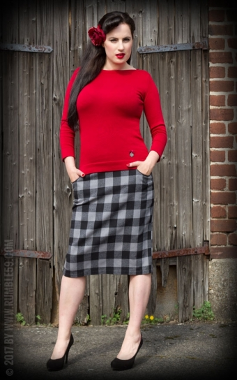 Ladies Pullover The Girl in Red