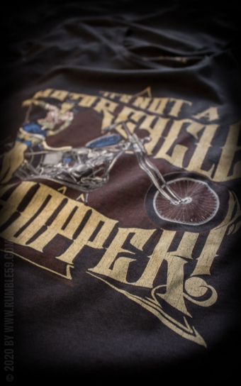 Ladies T-Shirt Its a Chopper