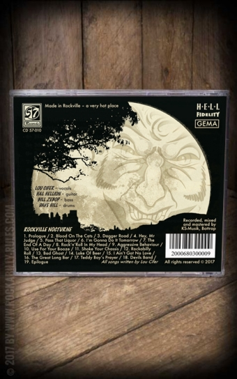 Lou Cifer - Rockville Nocturne
