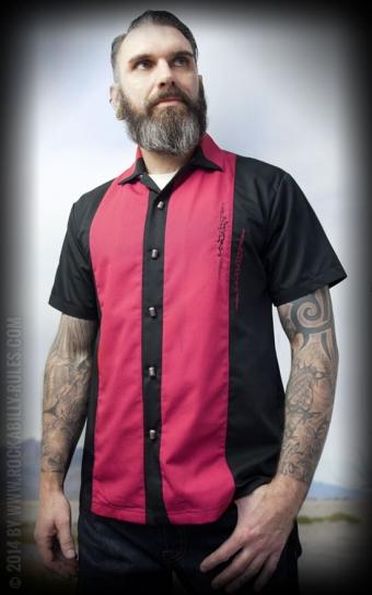 Lounge Shirt Singin Skulls