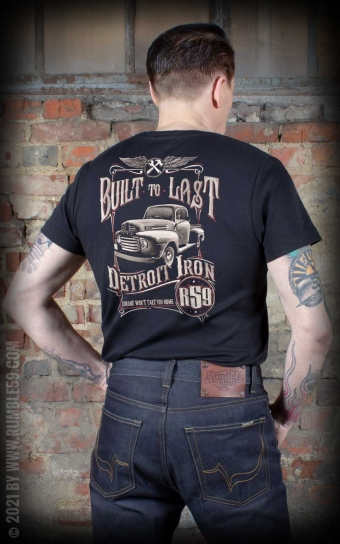 T-Shirt Built to last