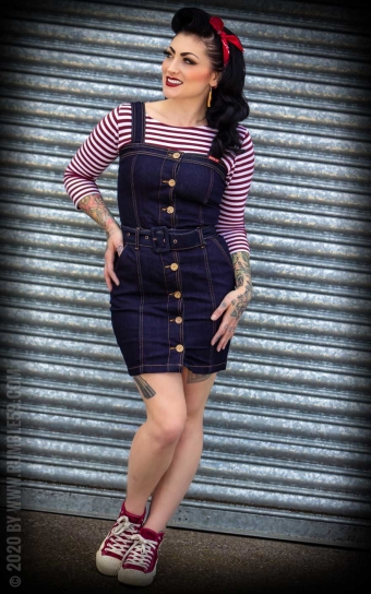 Robe en jean | Perfect Minidress