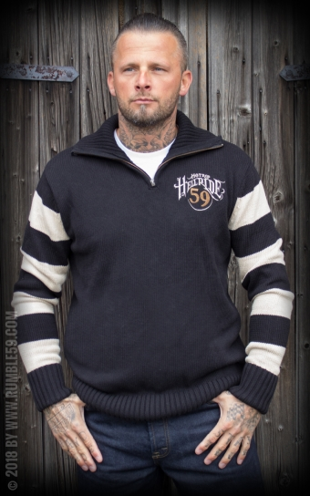 Racing Sweater Hotrod Hellride