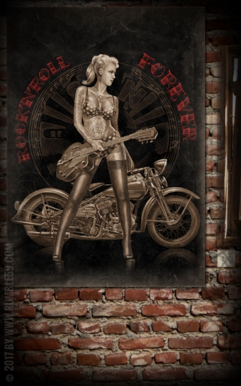 Poster - RocknRoll Forever