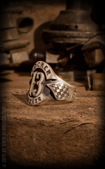 Stainless Steel Ring Rocker forever
