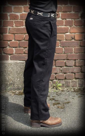 Chino Pants California - black