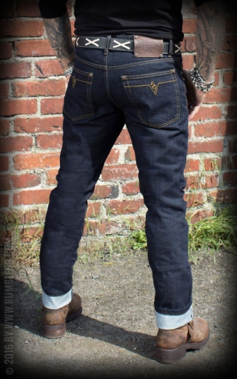 Male Slim Fit Denim