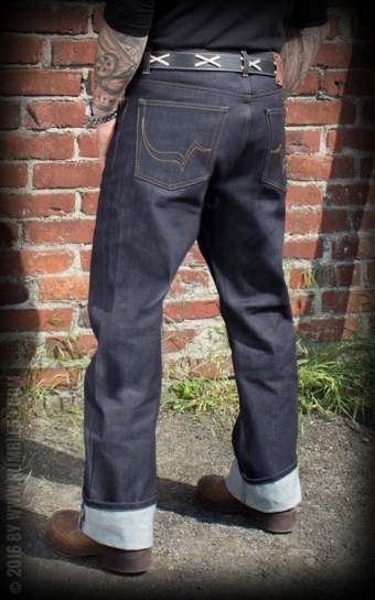 Jeans Raw Denim