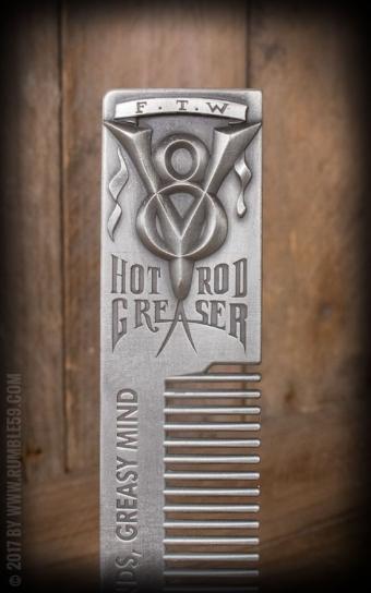 3D-Kamm - Hotrod Greaser