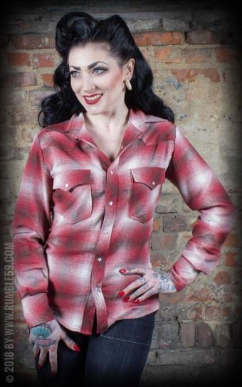 Flannel Shirt Cute Farmers Gal