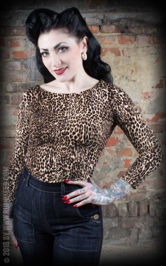 Leopard Shirt The wild one