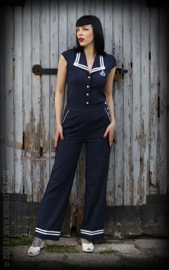 Sailor Marlenehose