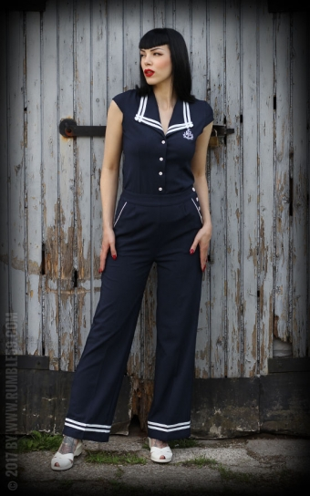 Sailor Bluse