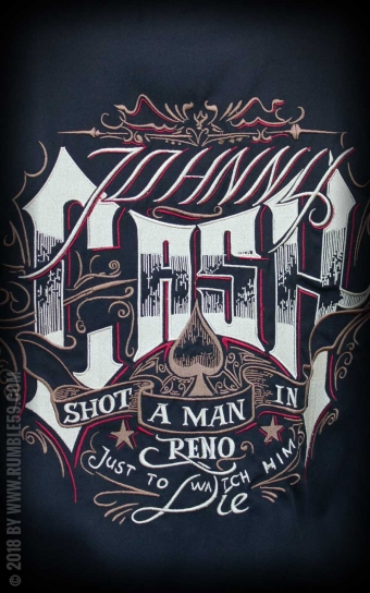 Lounge Shirt Shot a man in Reno