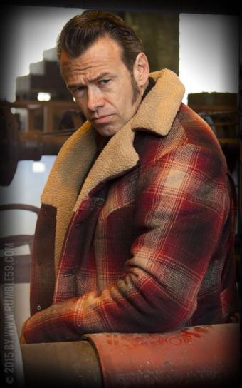 Winter Jacket Claim Crawler