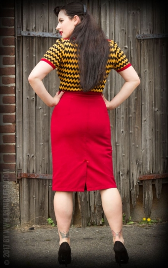 Perfect Pencil Skirt - roige