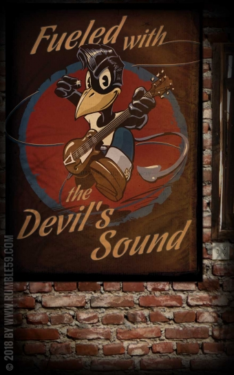 Poster - The Devils Sound