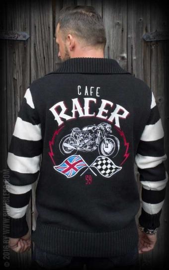 Racing Sweater Cafe Racer