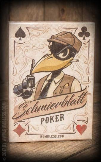 Schmiere Poker Game | Schmierblatt
