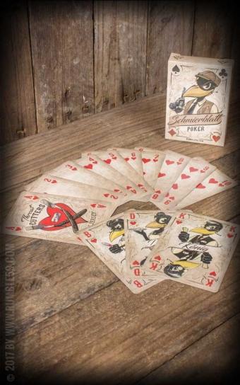Schmiere Pokerblatt | Schmierblatt