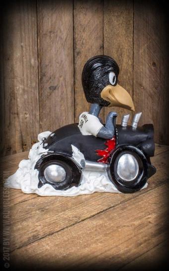 Schmiere - Wackelkopf-Figur | Wobbler Flathead Freddie