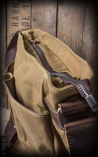 Canvas Workerbag The Flathead Garage
