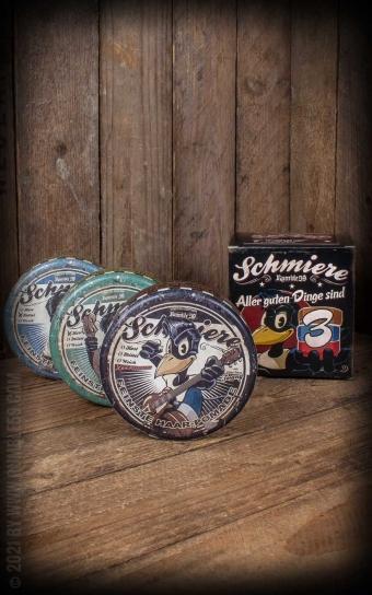 Schmiere - 3er Set Pomade Band Collection