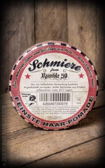 Schmiere - Pomade Glanz / weich