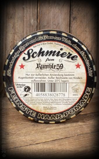 Schmiere - Pomade super dure, Big Pack