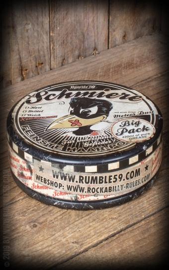 Schmiere - Pomade knüppelhart, Big Pack