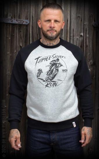 Sweatshirt Thrill-Seekers Run