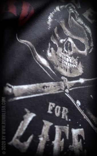 T-Shirt Rebel for life