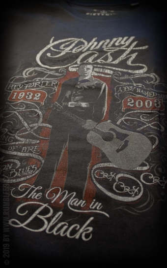 T-Shirt The Man in Black