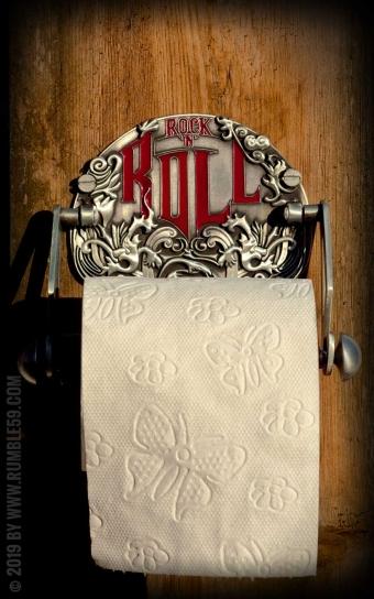 Toilet paper holder - RocknRoll