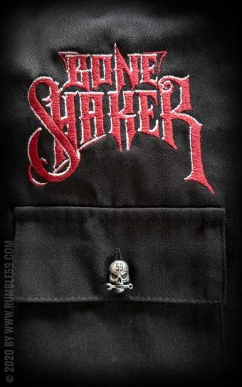 Worker Shirt Bone Shaker