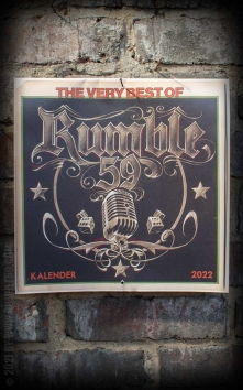 Calendrier 2022- The very Best of Rumble59