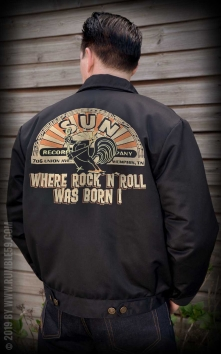 Winter Workerjacke Sun Records