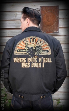 Workerjacke Sun Records