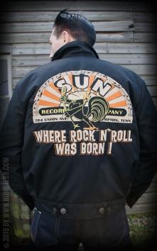 Workerjacke Sun Records