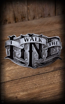 Sticker I walk the line